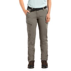Maier Sports Inara Slim - Pantalon long Femme - regular marron